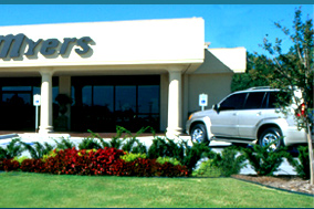 Danny Myers, Inc. - Quality paint and body shop specializing in collision repair in Tulsa, Oklahoma.